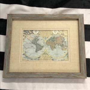 Other - Distressed photo Frame 8x10 Matted to 5x7